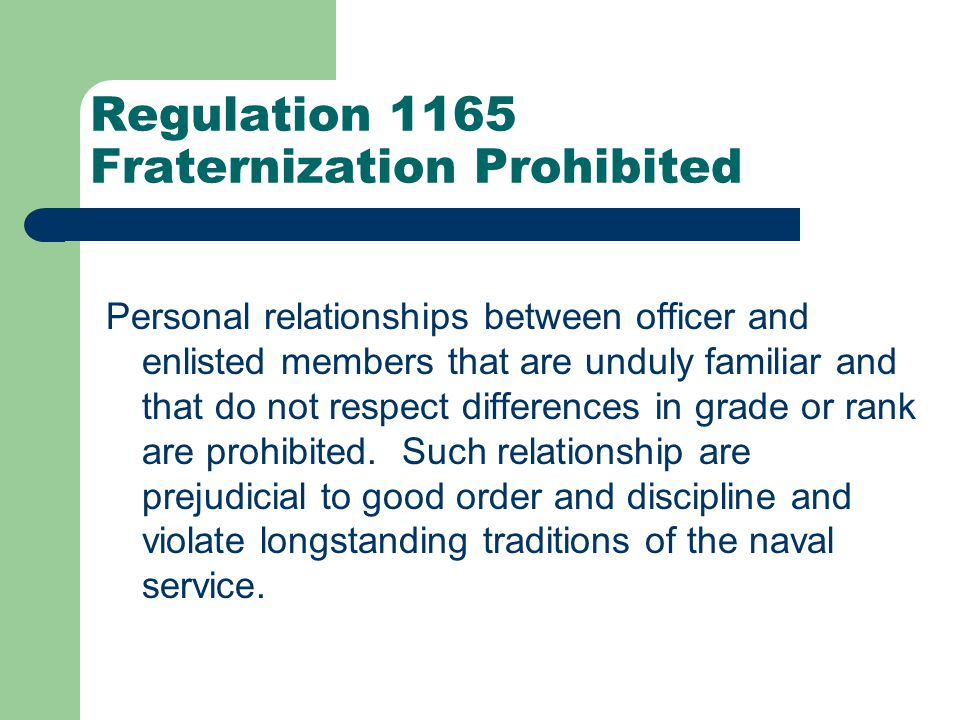 Regulation 1151 Direct Communication with Commanding Officer The right of any person in the naval service to communicate with the commanding officer i