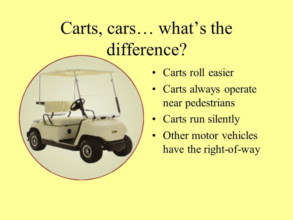 Carts vs.