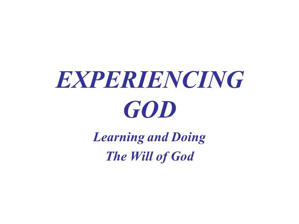 Attributes of God's Love I.GOD'S LOVE IS PERSISTENT II.GOD'S LOVE IS PERSONAL III.GOD'S LOVE IS PRACTICAL IV.GOD'S LOVE- PURPOSEFUL