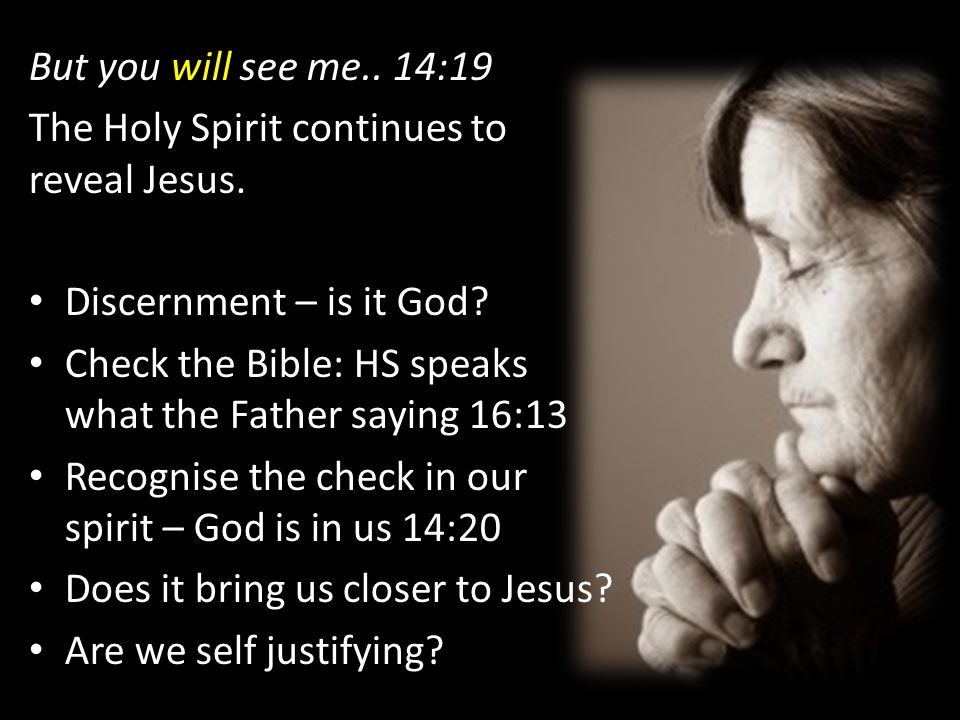 About judgement… The Holy Spirit tells us: The theology of the Kingdom of God.