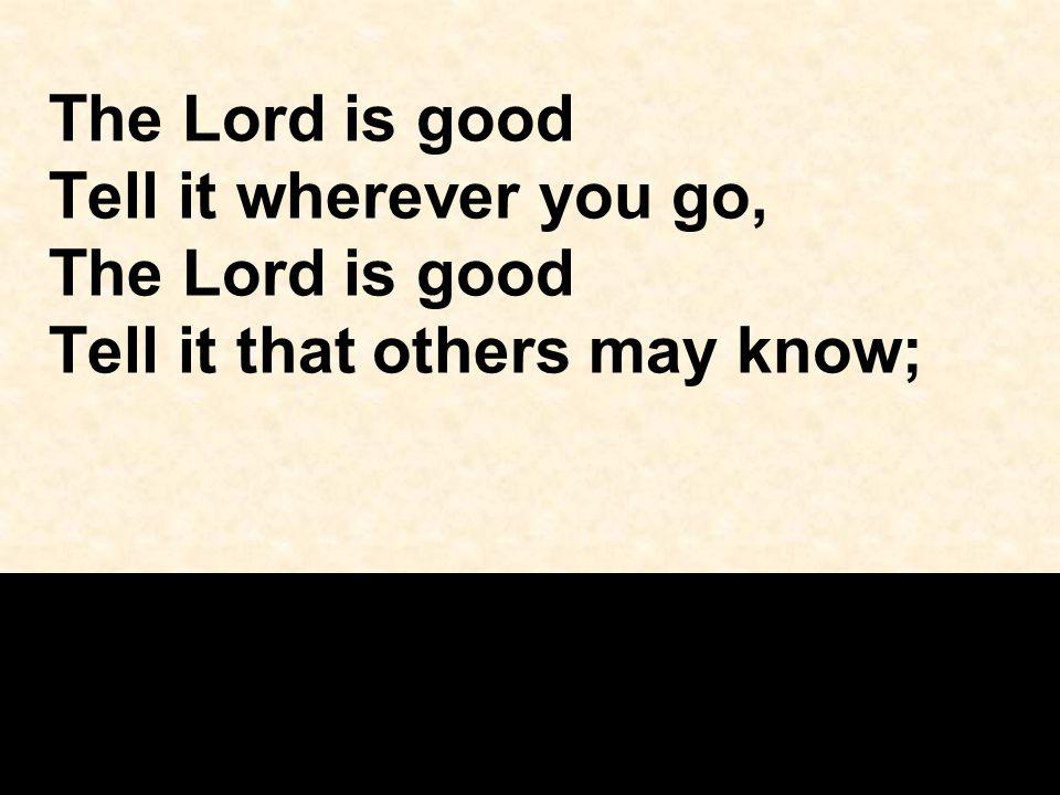 Responsive Scripture Reading Psalm 84