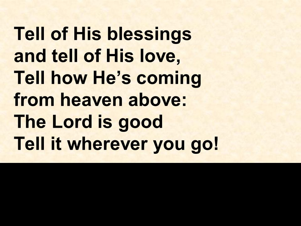 The Lord Has Done Great Things for Us Hymn 488