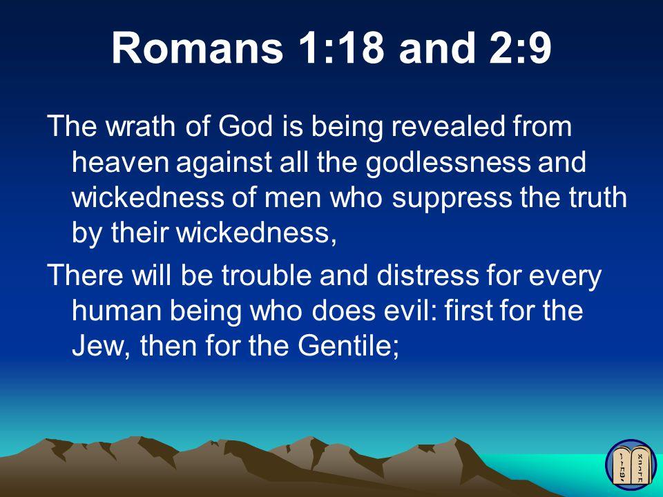 Romans 1:18 and 2:9 Ezekiel 18:4 Matthew 25:41 & 46 Key Point #1 Psalm 119:120 Psalm 119:80 Luke 1:50 Key Point #2 anger death hell tremble in fear an