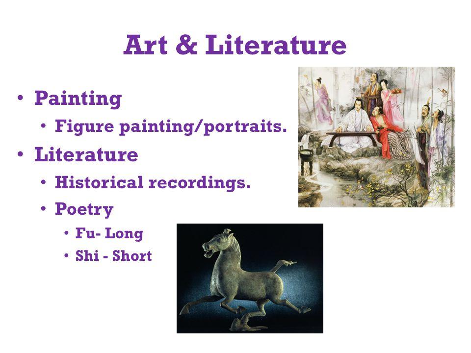 Art & Literature Painting Figure painting/portraits.