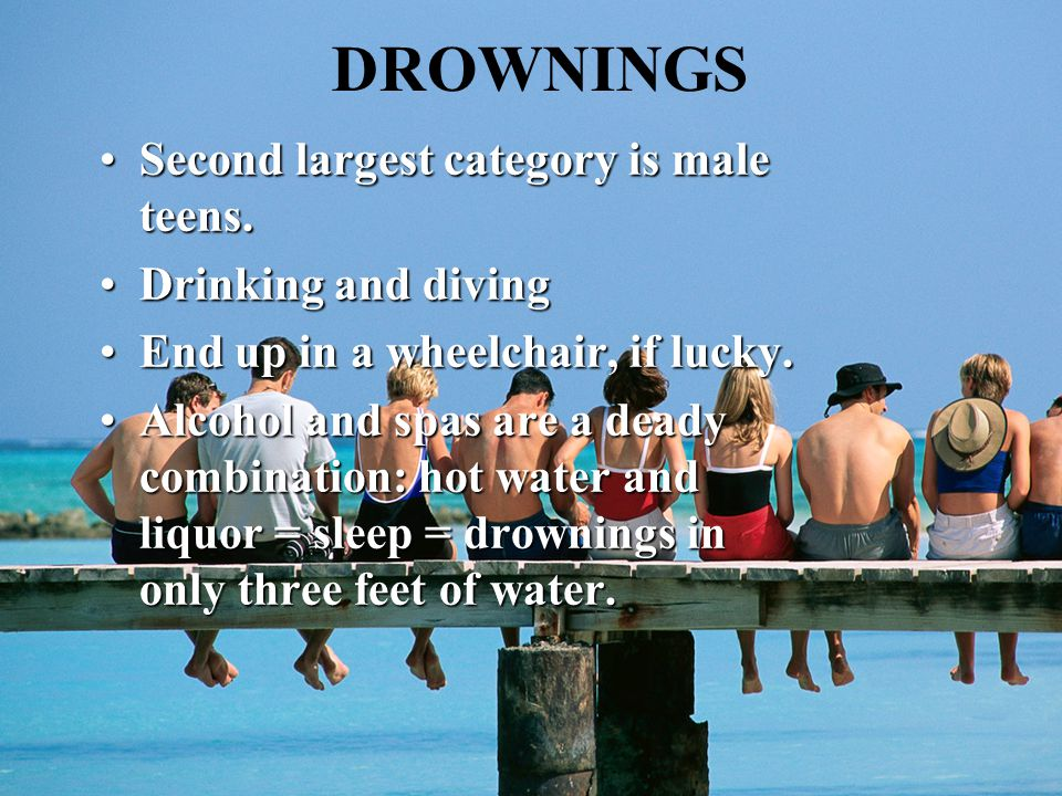 DROWNING TO PREVENT CHILD DROWNINGS, THERE IS NO SUBSTITUTE FOR PARENTAL SUPERVISION.