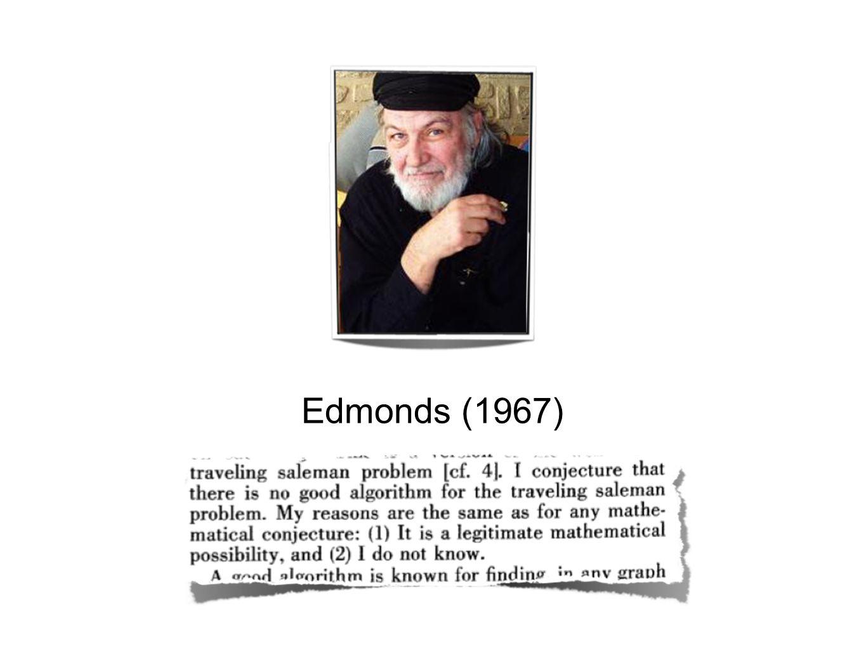 Edmonds (1967)
