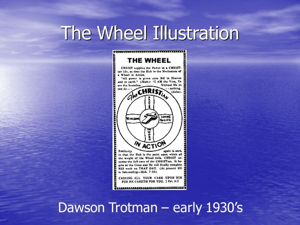 The Wheel Illustration Dawson Trotman – early 1930's