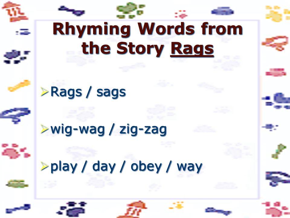 What are Rhyming Words. What are Rhyming Words.