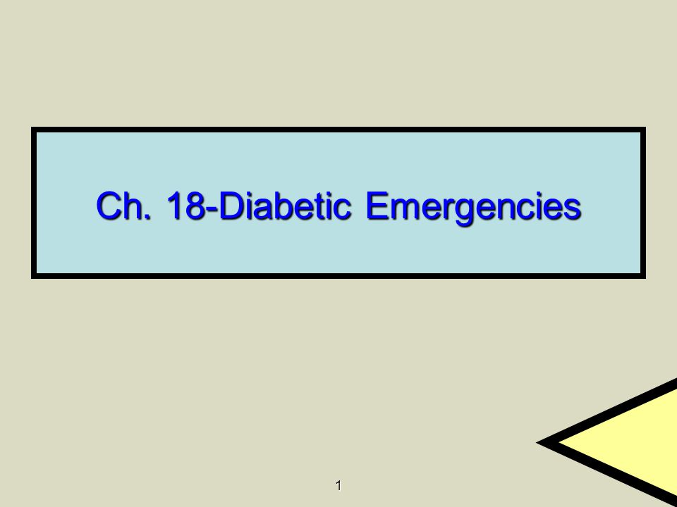 2 18.1 Diabetes Type I diabetes, or insulin-dependent diabetes (IDDM), in which the victim has little or no ability to produce insulin.