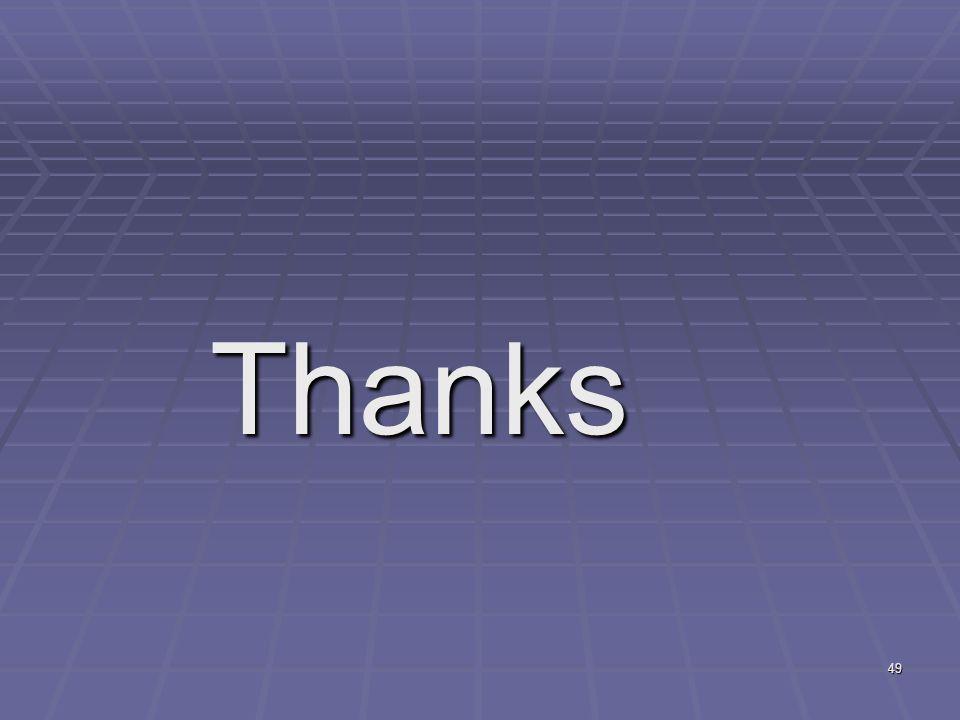 Thanks 49