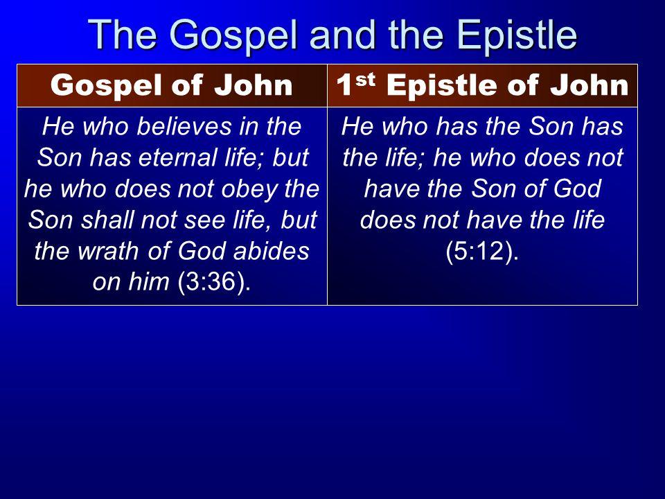 The is a Book of Contrasts Light versus Darkness Truth versus Error Love versus Hatred Christians versus the World