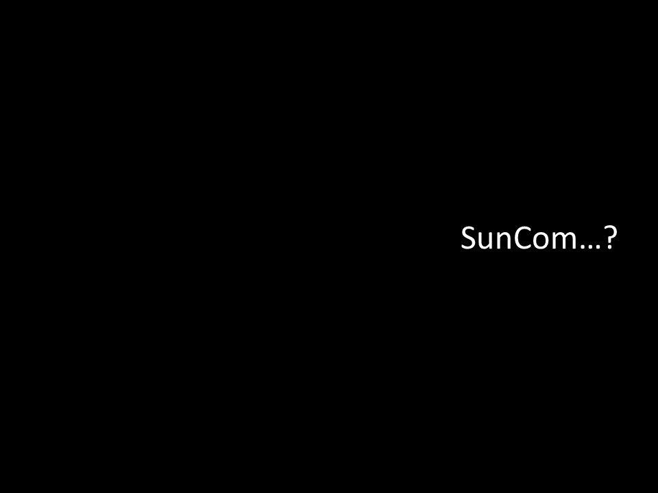 SunCom…?