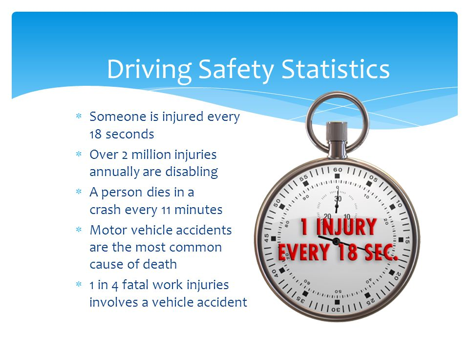 Driving Hazards  Reckless driving  Distracted driving  Fatigue  Aggressive driving  Failure to keep vehicles in good operating condition  Driving under the influence