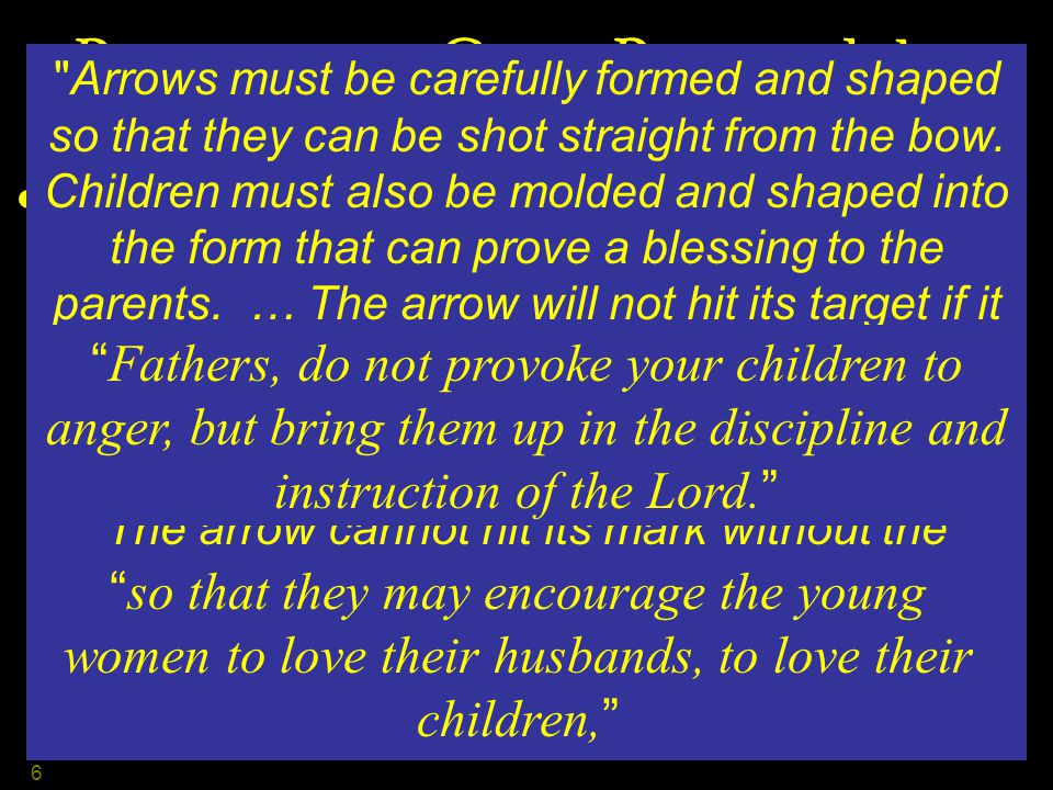 7 Children, obey your parents in the Lord, for this is right Ephesians 6:1