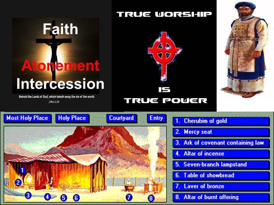 Faith Atonement Intercession