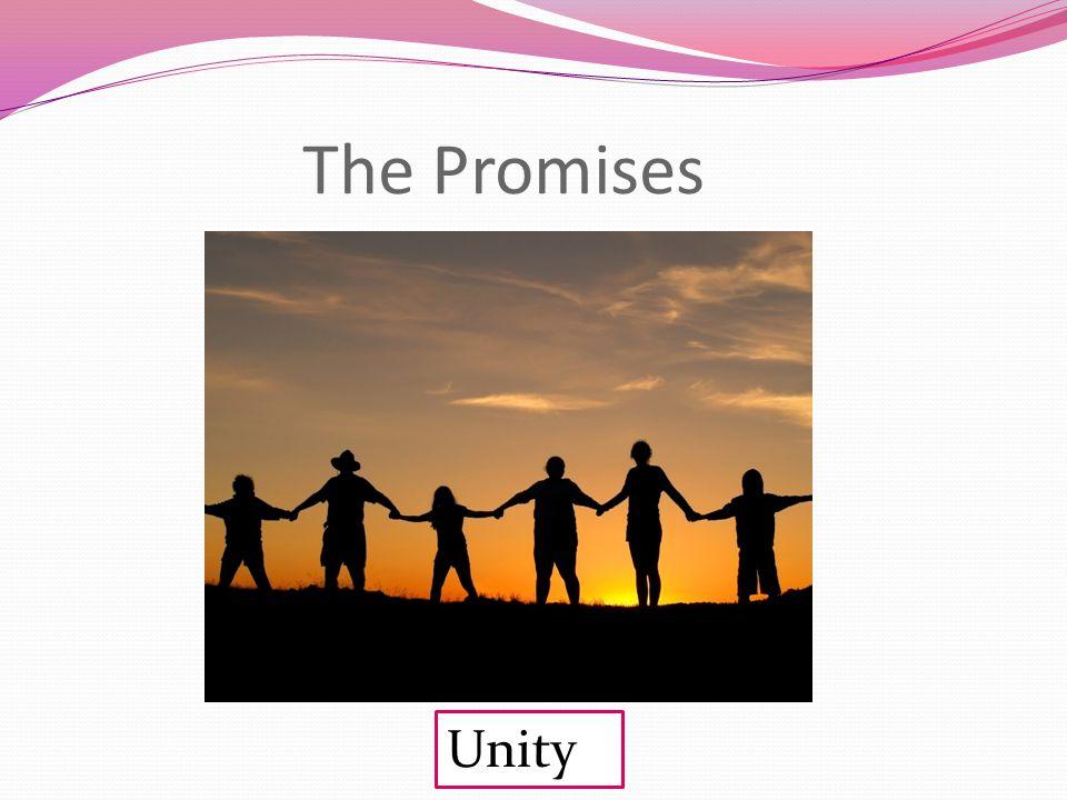 The Promises Unity