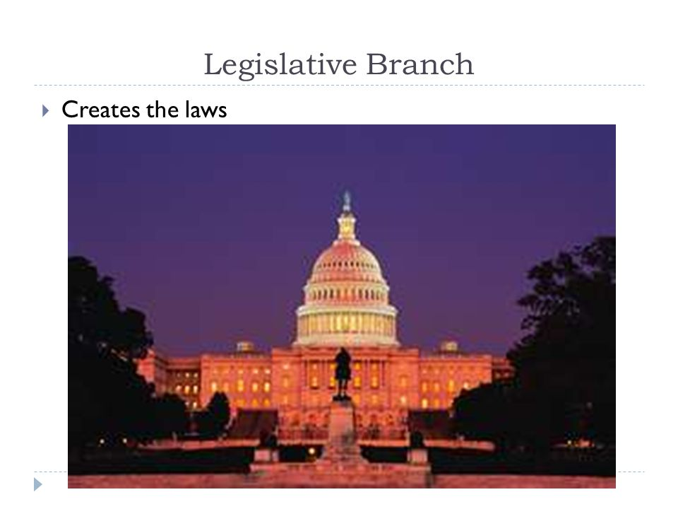 Congress  The lawmaking body of our federal government  Has power to pass statutes (laws) binding on the people of every state.