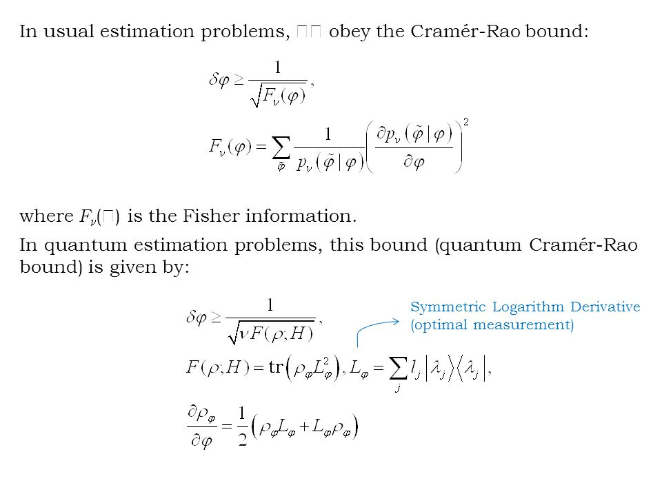 Is entanglement the only resource for enhanced estimation that Quantum Mechanics can give us.