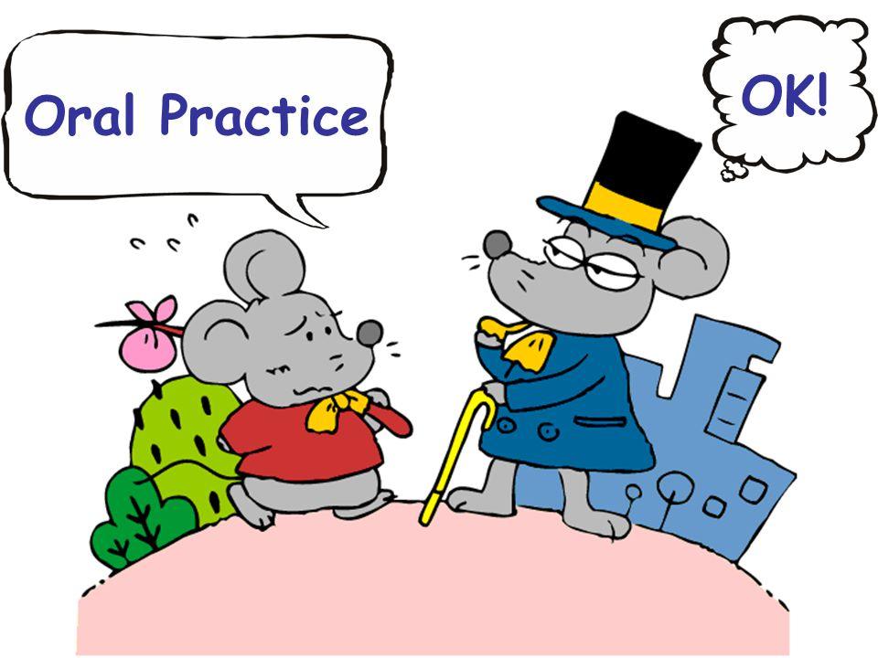 Oral Practice OK!
