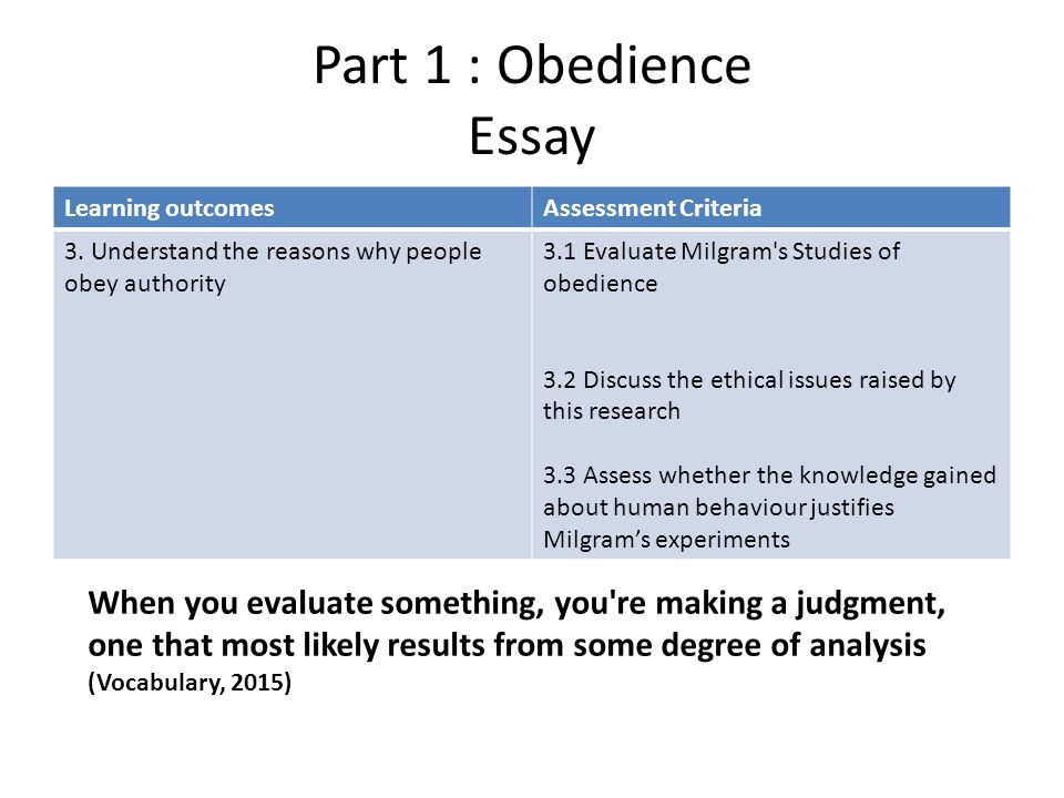 Obedient Student Essay Top - image 10