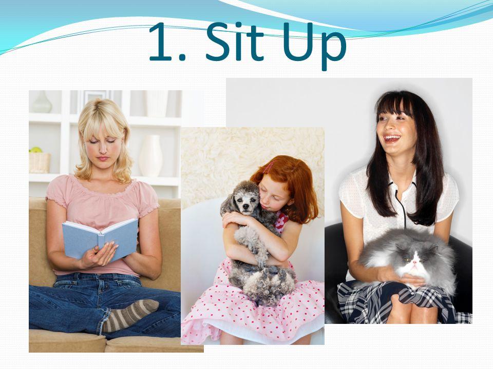 1. Sit Up