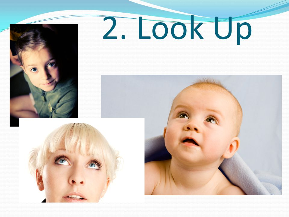 2. Look Up