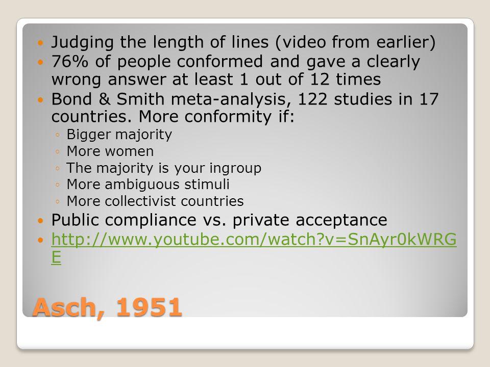Recent obedience examples http://www.youtube.com/watch?v=16QM QXIjYVU&list=UUlQzKGw31DagWzBYebtlt Ng&index=23&feature=plcp http://www.youtube.com/watch?v=16QM QXIjYVU&list=UUlQzKGw31DagWzBYebtlt Ng&index=23&feature=plcp http://www.youtube.com/watch?v=8mpA big8ttY&feature=plcp&context=C328b3ba UDOEgsToPDskLmEa97y3gixHn1e7TcHiTf http://www.youtube.com/watch?v=8mpA big8ttY&feature=plcp&context=C328b3ba UDOEgsToPDskLmEa97y3gixHn1e7TcHiTf Why did they obey?