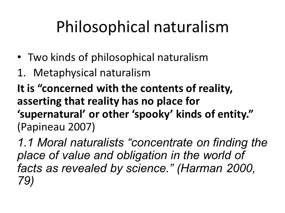 Answer Instrumental concept of rationality has explanatory and predictive value cognitive science – explaining and predicting behavior and cognitive processes economy – explaining and predicting the behavior of the market social sciences – explaining the evolution of cooperation and social dynamics so, confirmation comes from the successes of the paradigms that use the concept of rationality Plus – naturalism does not give support to the claim that there are intrinsic values or purposes in the nature