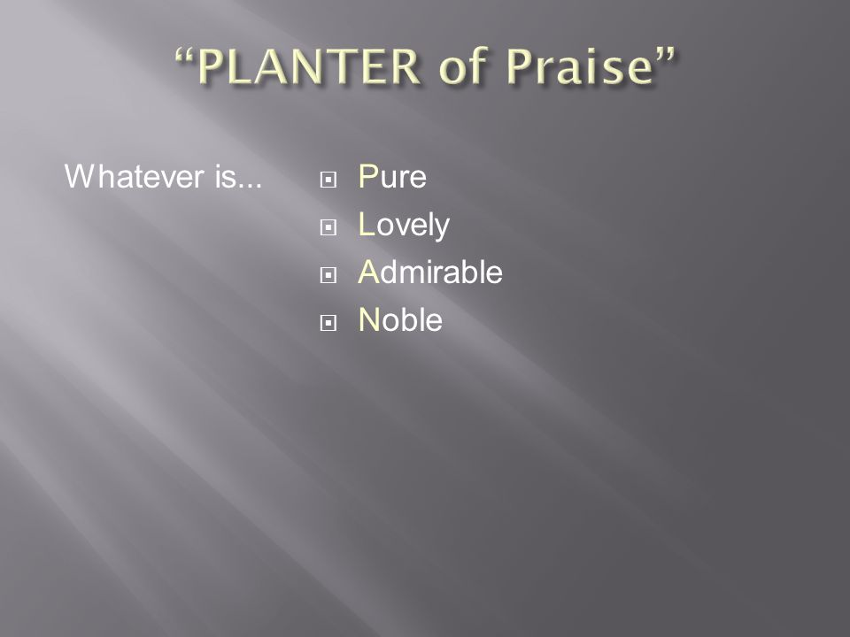 #2.Obey God's Word!!.