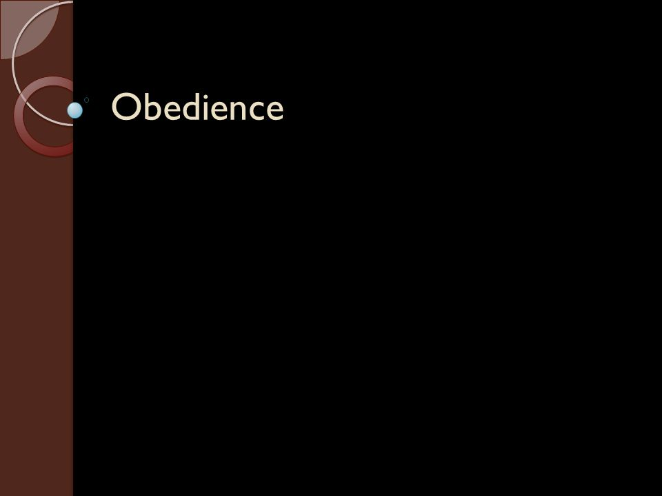 Obedience Defined Thomas defines the root verb hupakou ō as a compound of hupo [under] and akou ō [to hear, listen], meaning to listen, attend to [5219].