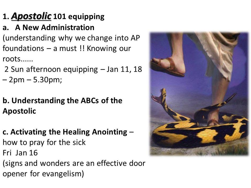 Apostolic 1.