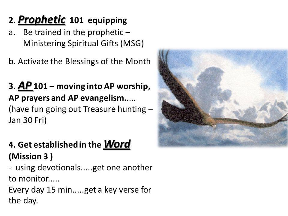 Prophetic 2.