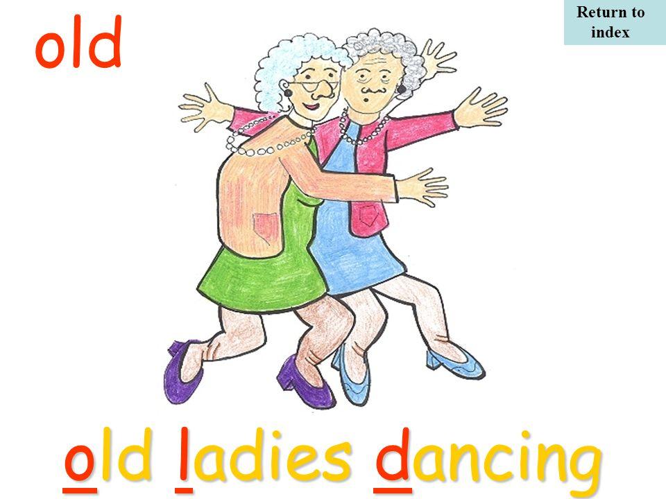 old ladies dancing old Return to index
