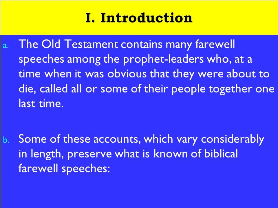 4 I. Introduction a.