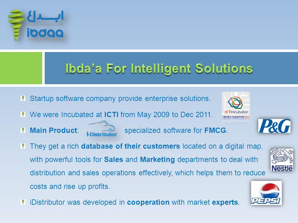 Startup software company provide enterprise solutions.