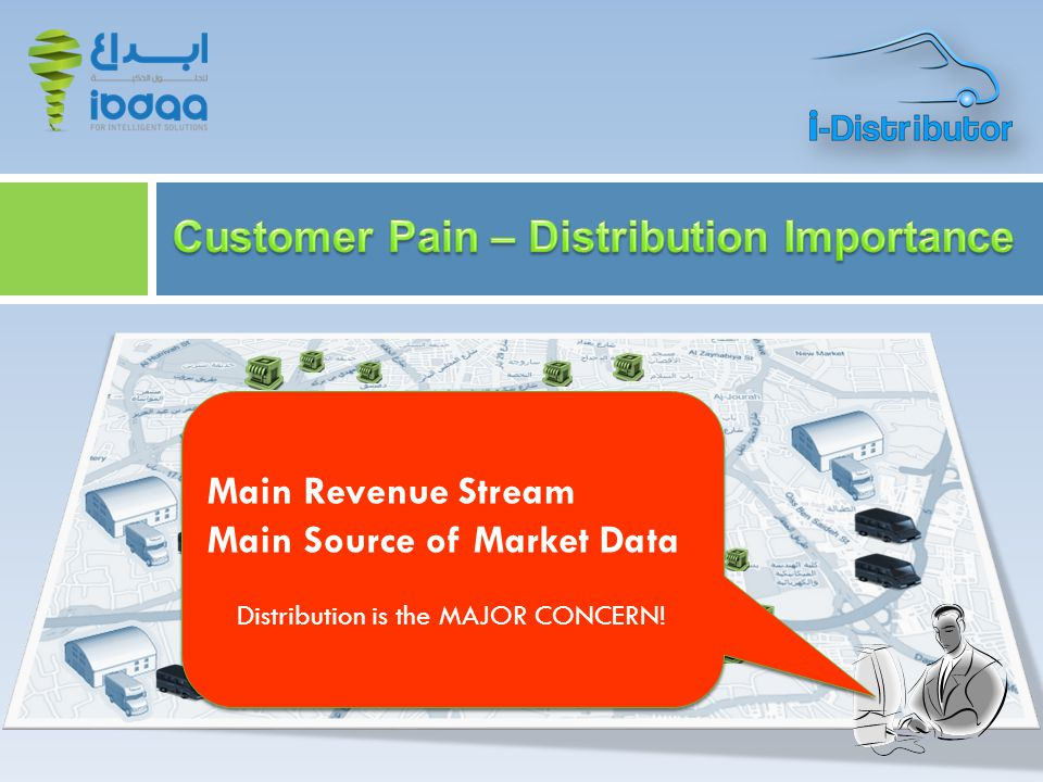 Main Revenue Stream Main Source of Market Data Distribution is the MAJOR CONCERN.