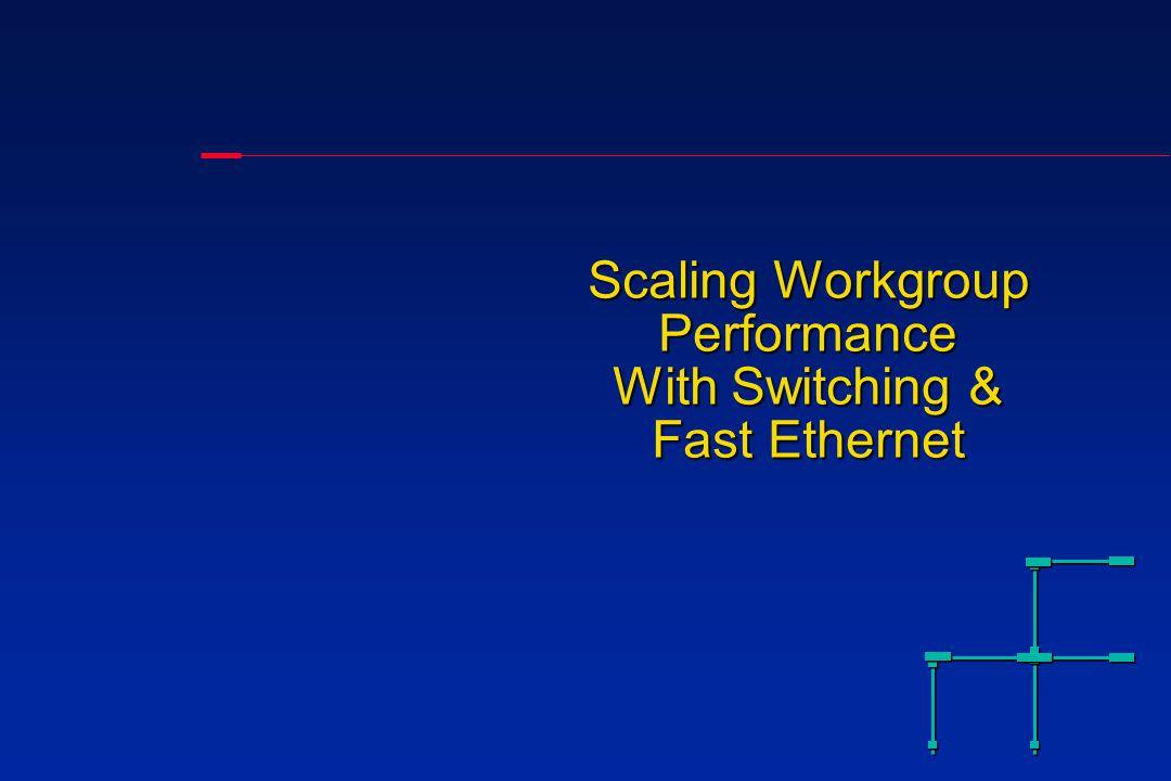 Switched Ethernet or Fast Ethernet.Peak vs.