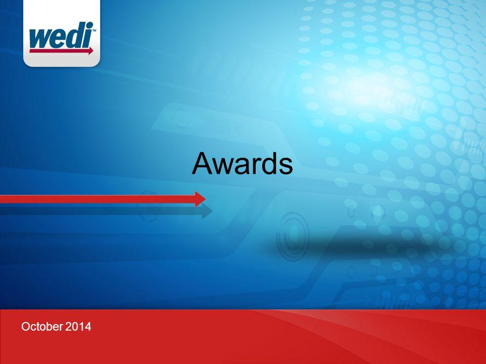 Awards October 2014
