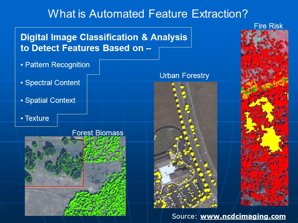 What is Automated Feature Extraction.