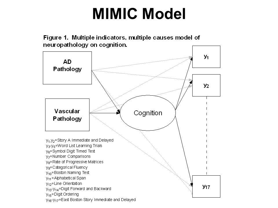MIMIC Model