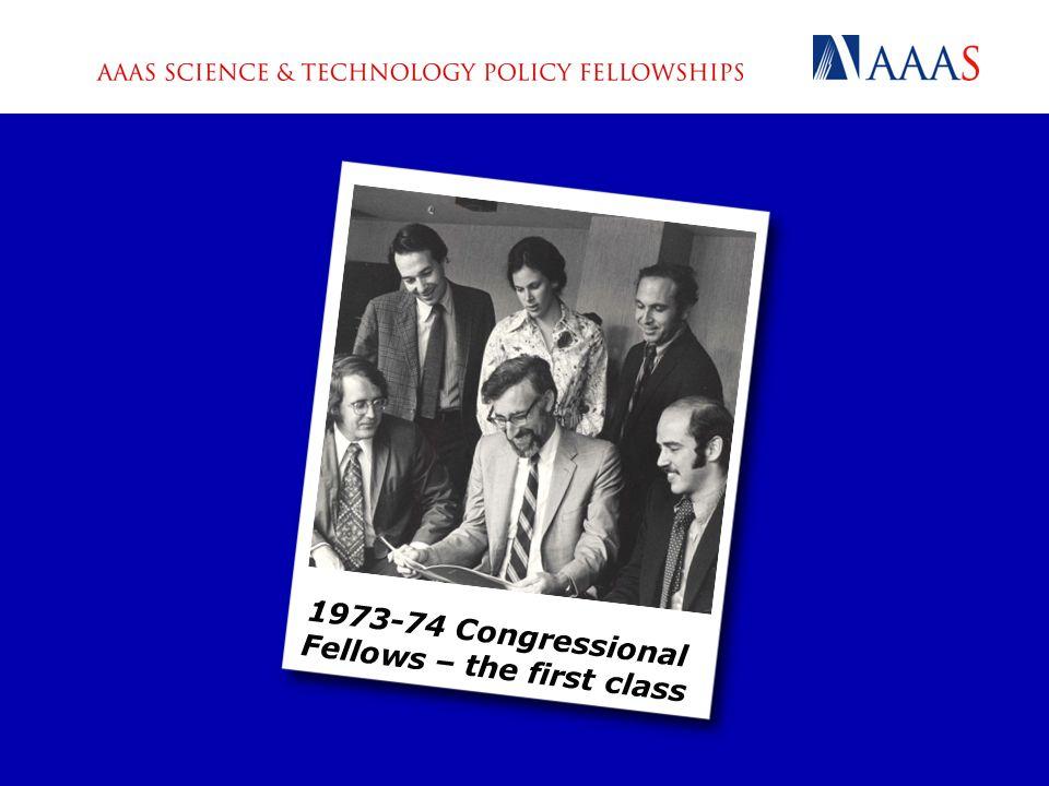 1987-88 AAAS Fellows