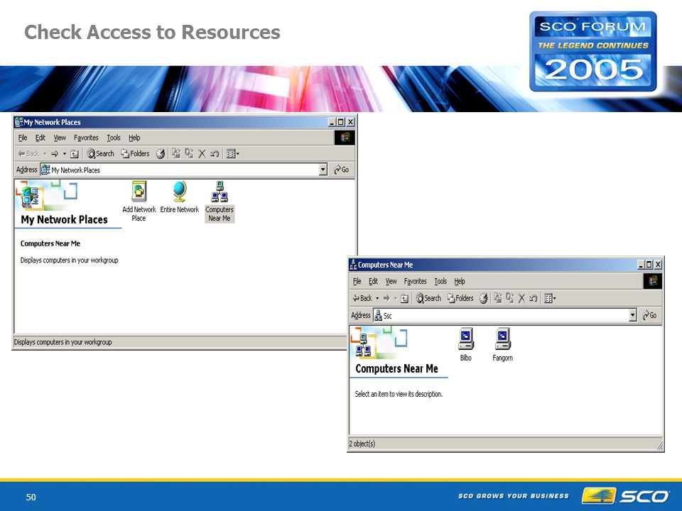 50 Check Access to Resources