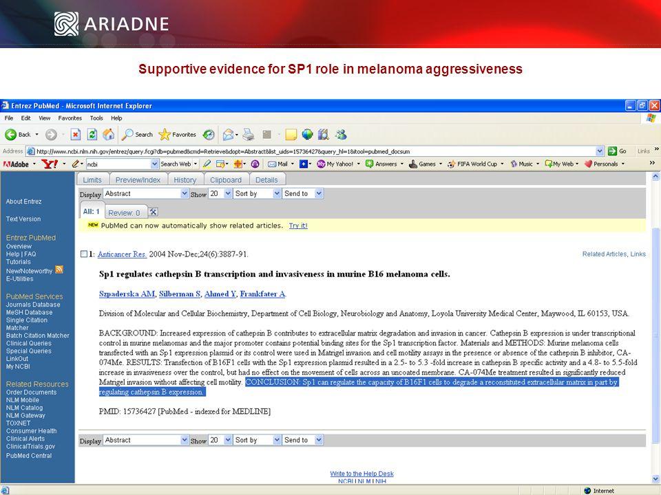 ©2006 Ariadne Genomics. All Rights Reserved. 114 ©2006 Ariadne Genomics.