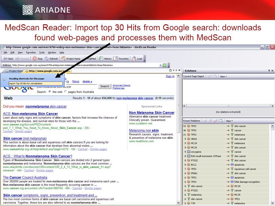 ©2006 Ariadne Genomics. All Rights Reserved. 68 ©2006 Ariadne Genomics.