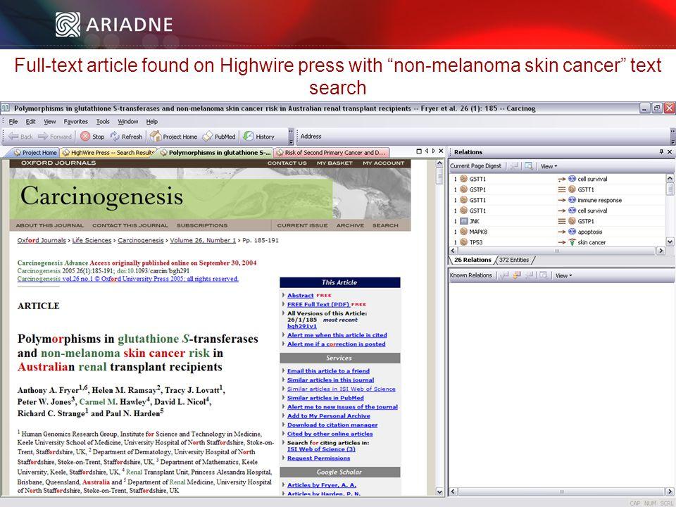 ©2006 Ariadne Genomics. All Rights Reserved. 69 ©2006 Ariadne Genomics.