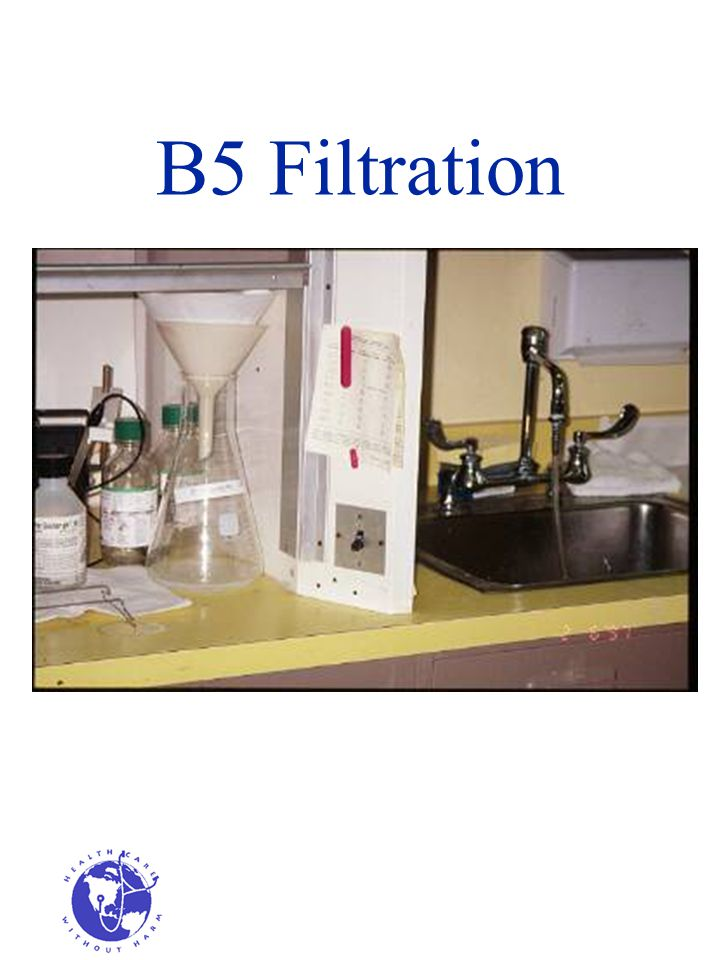 B5 Filtration