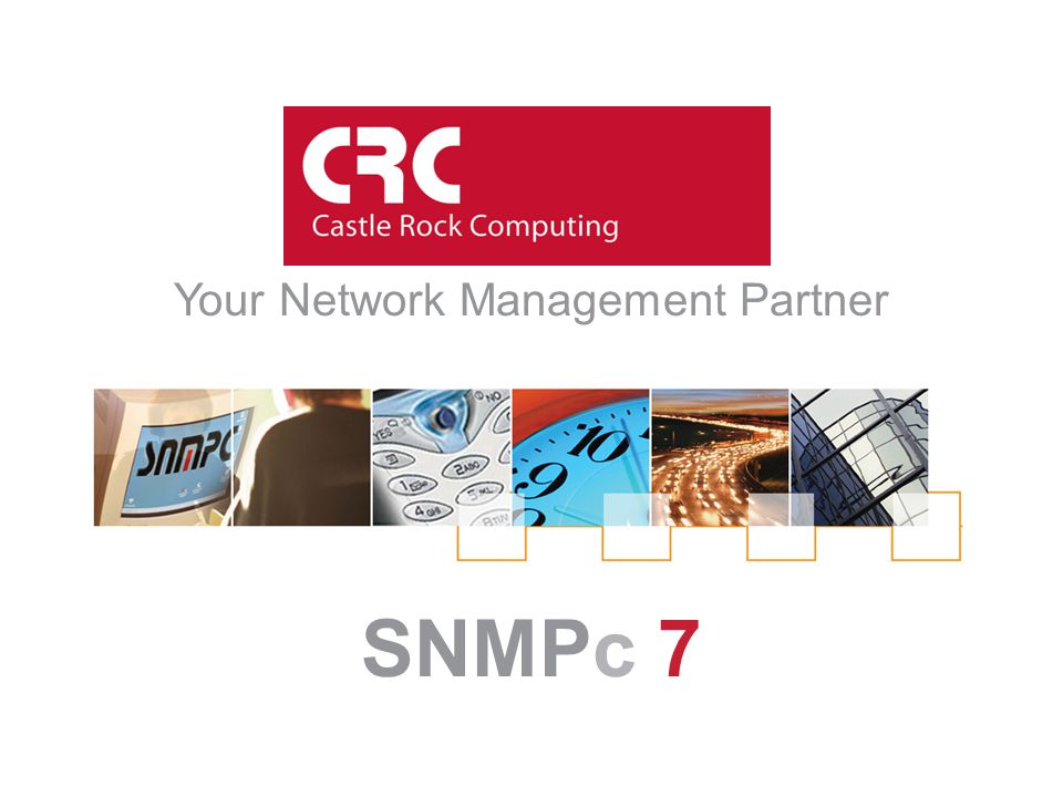 SNMPc Online Dynamic Web based dashboard interface for Trend Reports, Events and Node Information Pre-Canned and user definable reports Wide variety of graphic styles TopN Summaries Standards based MS SQL Server and Apache/IIS Web Server