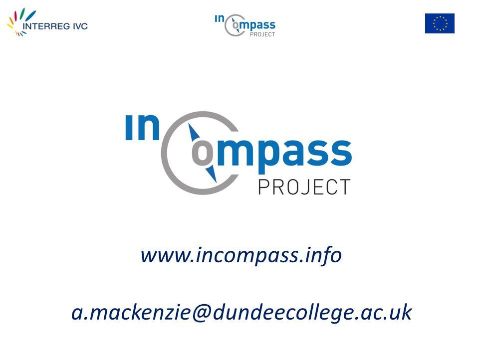 www.incompass.info a.mackenzie@dundeecollege.ac.uk