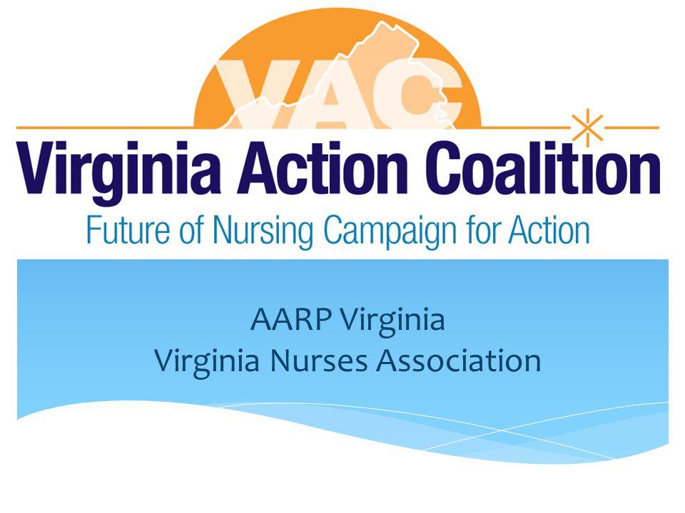 AARP Virginia Virginia Nurses Association