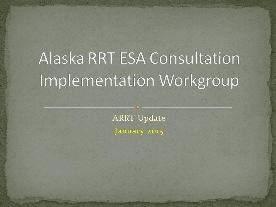 ARRT Update January 2015